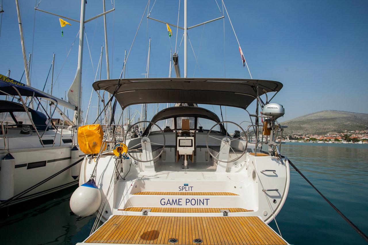 Bavaria Cruiser 51 - Game Point