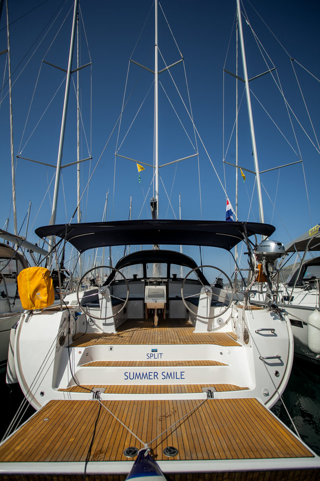 Bavaria Cruiser 51 - Summer Smile