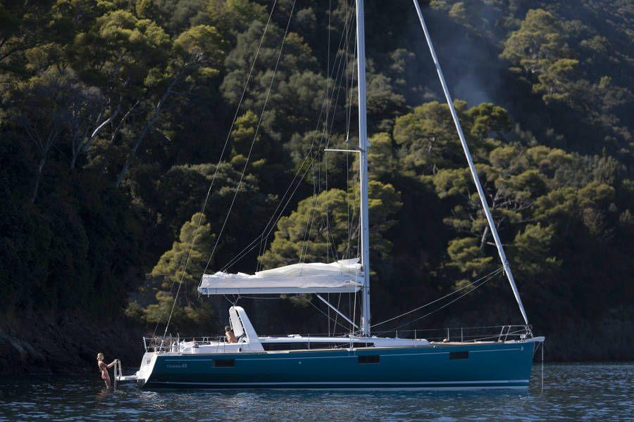 Oceanis 48 - 4 cab. (2016) - Marina Split - ACI