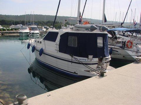 Adria 1002 - Sukošan/Zadar, Kroatien