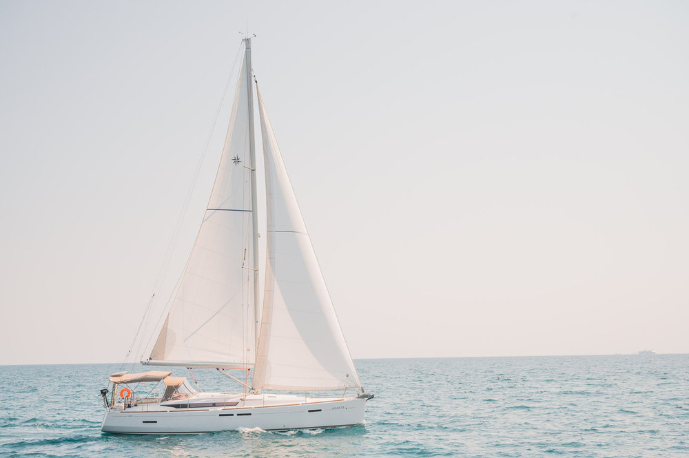 Sun Odyssey 449 (2018) - Athens, Marina Alimos (Kalamaki)