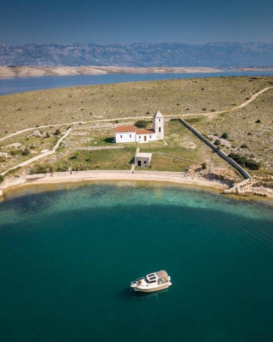 Lana charter yacht croatia