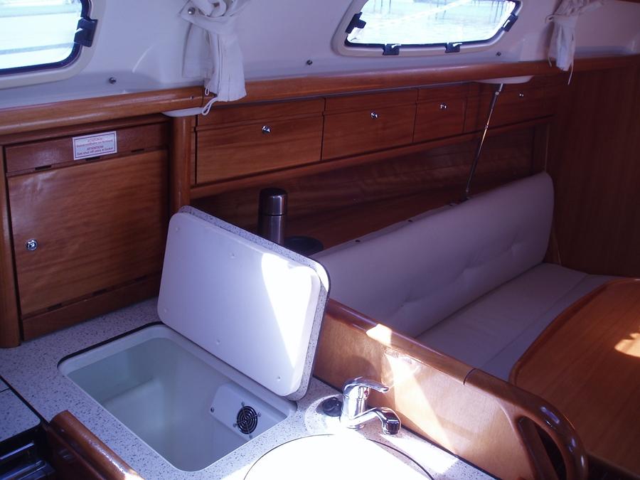 Bavaria 30 Cruiser, Sara
