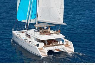 Yacht - Lagoon 560