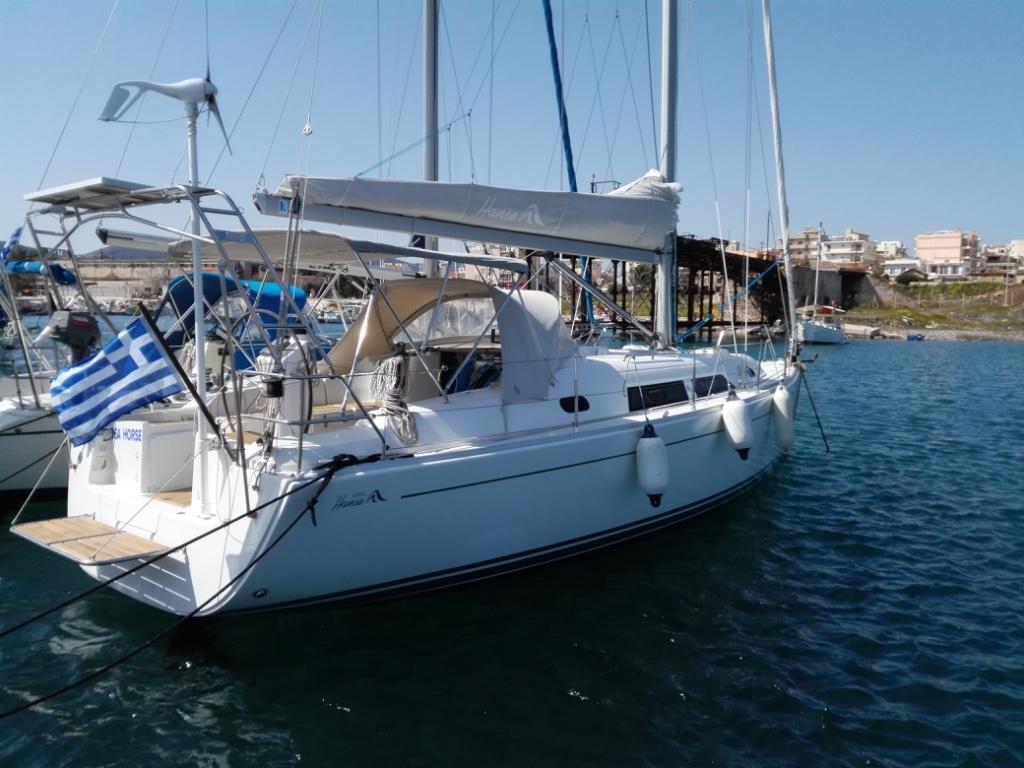 Hanse 370 Sea Horse