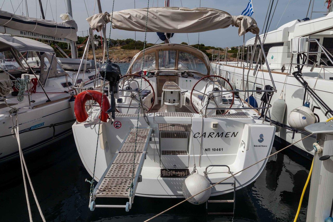 Oceanis 43 Family - 4 cab. Carmen