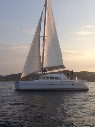 Yacht - Lagoon 380 - 4 + 2 cab.