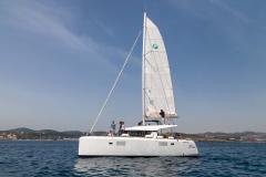 Lagoon 39 - 4 + 2 cab. - Multihull Yachting