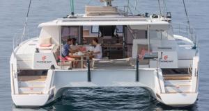 Helia 44 - 4 + 2 cab. - Multihull Yachting