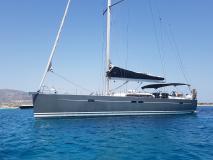 Hanse 540e - OW  - Multihull Yachting