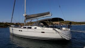 Hanse 540 - 4 + 1 cab. - Multihull Yachting