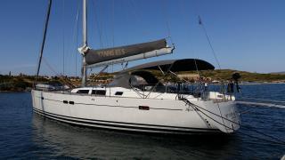 Yacht - Hanse 540 - 4 + 1 cab.