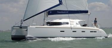Nautitech 44 - Multihull Yachting