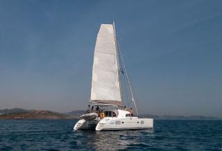 Yacht - Lagoon 380 S2 - 4 cab.