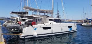 Yacht - Fountaine Pajot Astrea 42 - 4 + 2 cab.