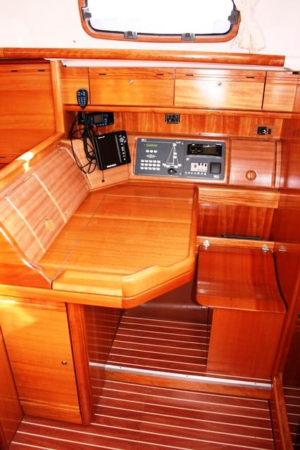 Bavaria 39 Cruiser, Vugava
