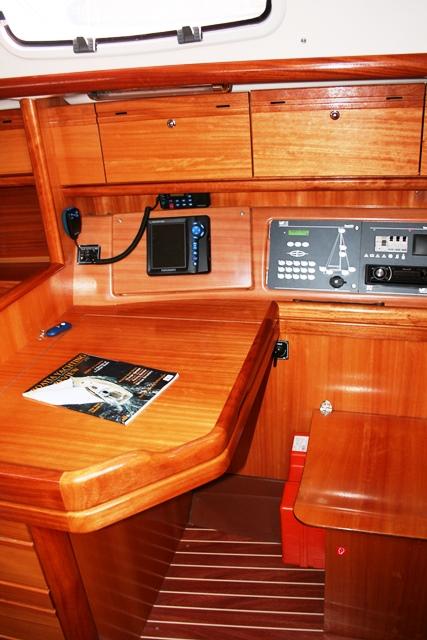 Bavaria 38 Cruiser, Zweigelt