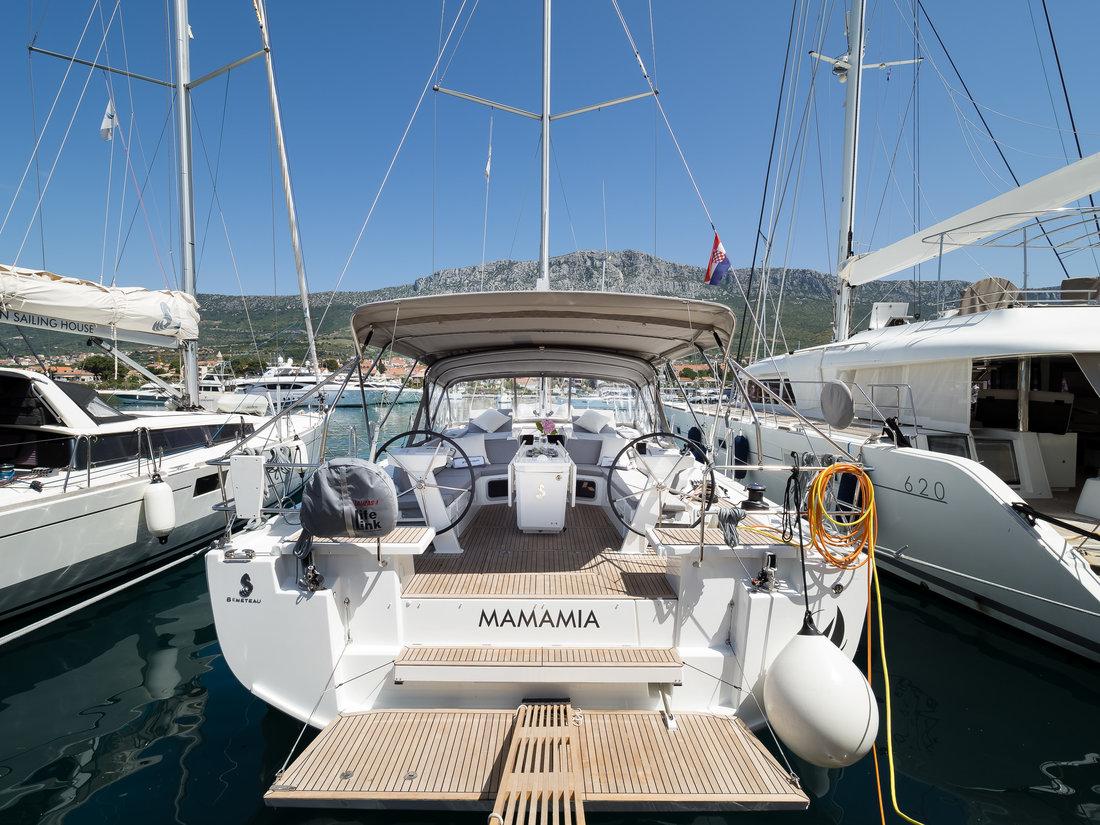 Oceanis 51.1 - 3 + 1 cab. OW - MAMAMIA