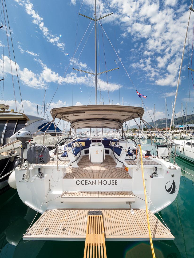 Oceanis 51.1 - 5 + 1 cab. - OCEAN HOUSE