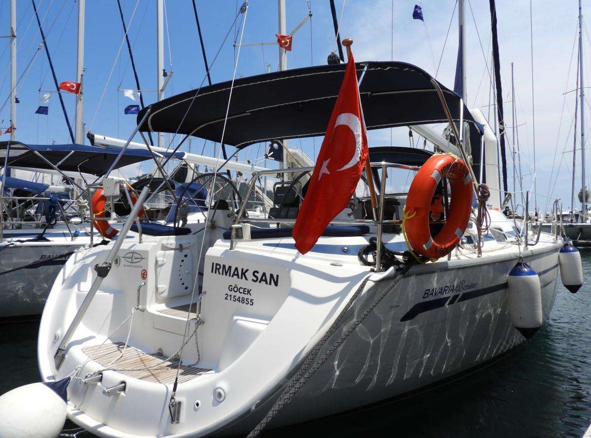 Bavaria 42 Cruiser - Irmak San