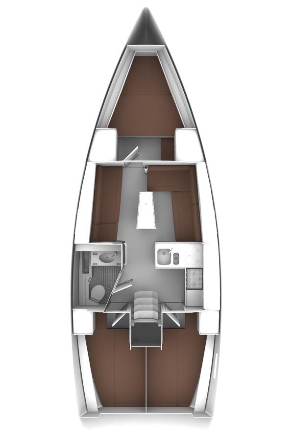 Bavaria Cruiser 37, Summer Wind