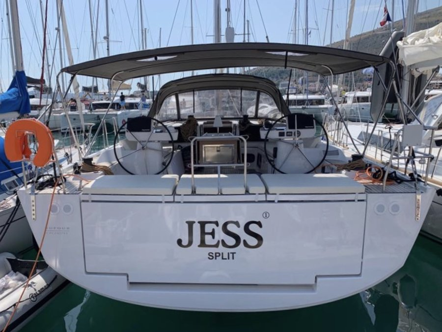 Dufour Exclusive 56 - 4 + 1 cab. - Jess- fully equipped