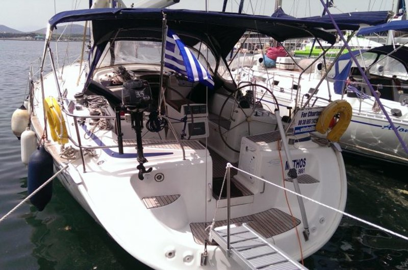 Bavaria 50 Cruiser - MYTHOS
