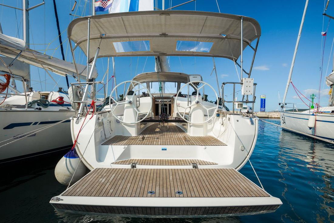 Bavaria Cruiser 40 S - B 52 - renewed 2018