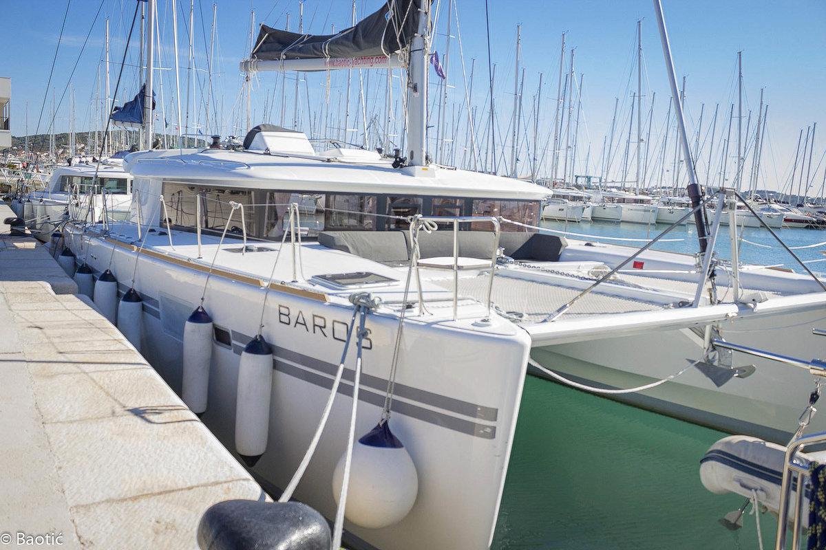 Lagoon 450 - 4 + 2 cab. - Baros