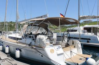 Yacht - Sun Odyssey 469