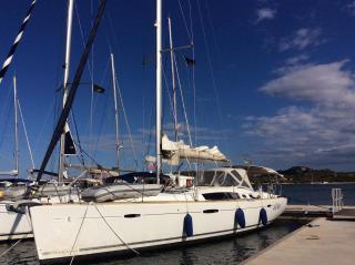 Yacht - Oceanis 46 - 4 cab.