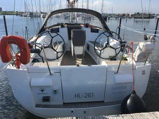 Yacht - Sun Odyssey 409