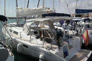 Yacht - Hanse 415