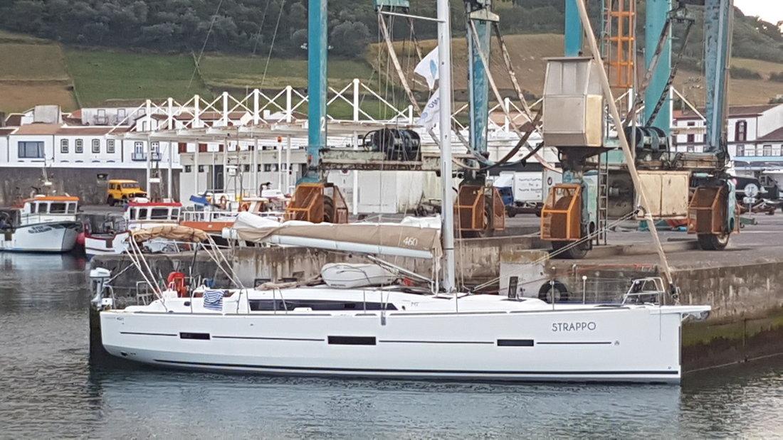 Dufour 460 GL (2016) - Horta Marina