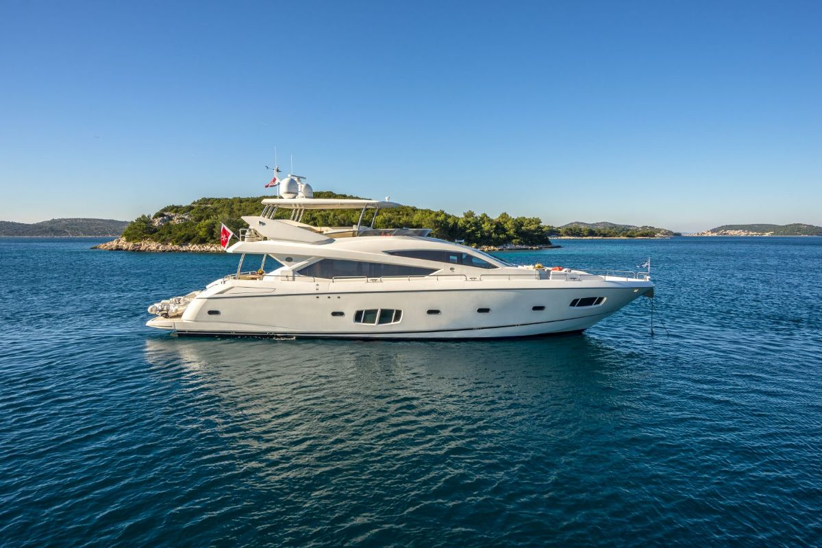 Sunseeker Yacht 80 - Spirit of the Sea