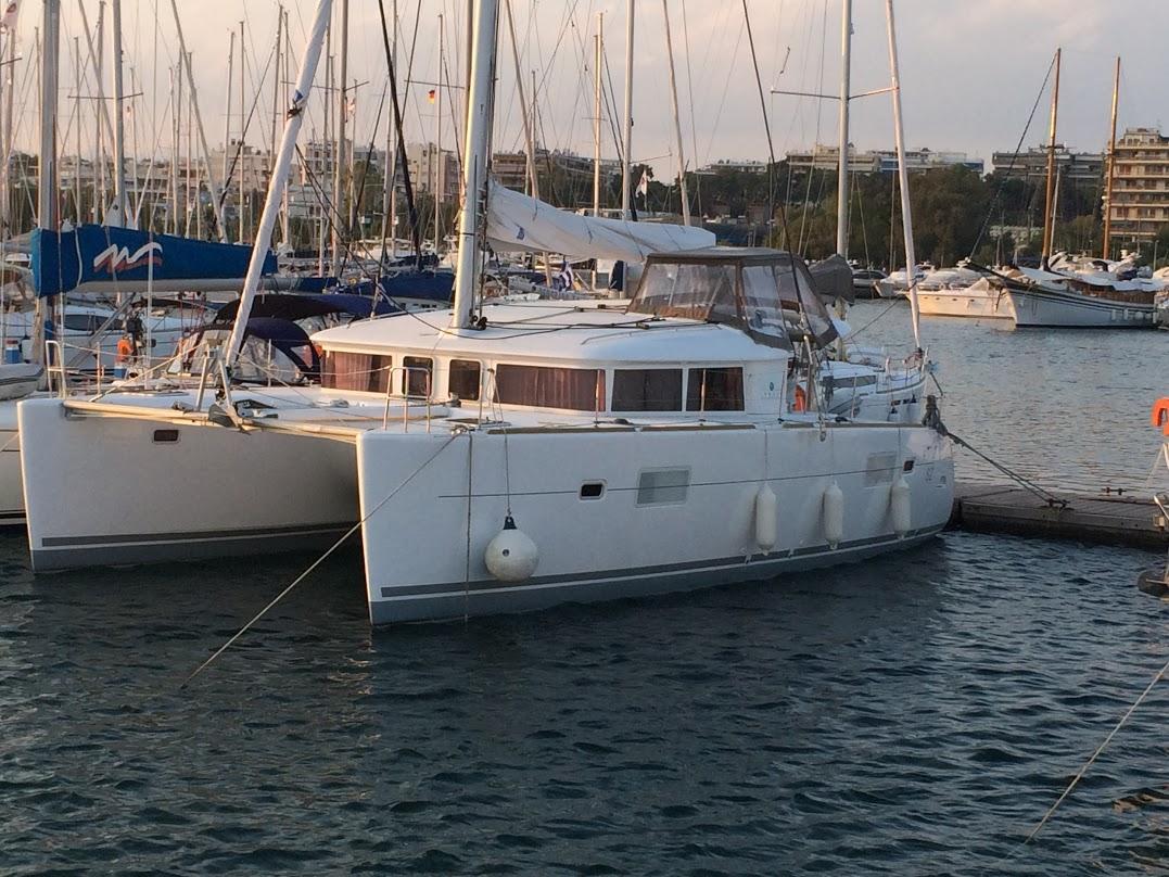 Lagoon 400 S2 - 4 + 2 cab. - Emerald Seas