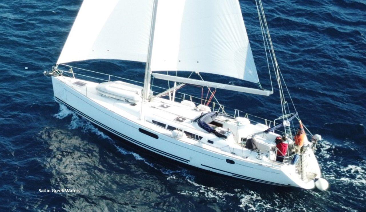 Sun Odyssey 49i - Doris
