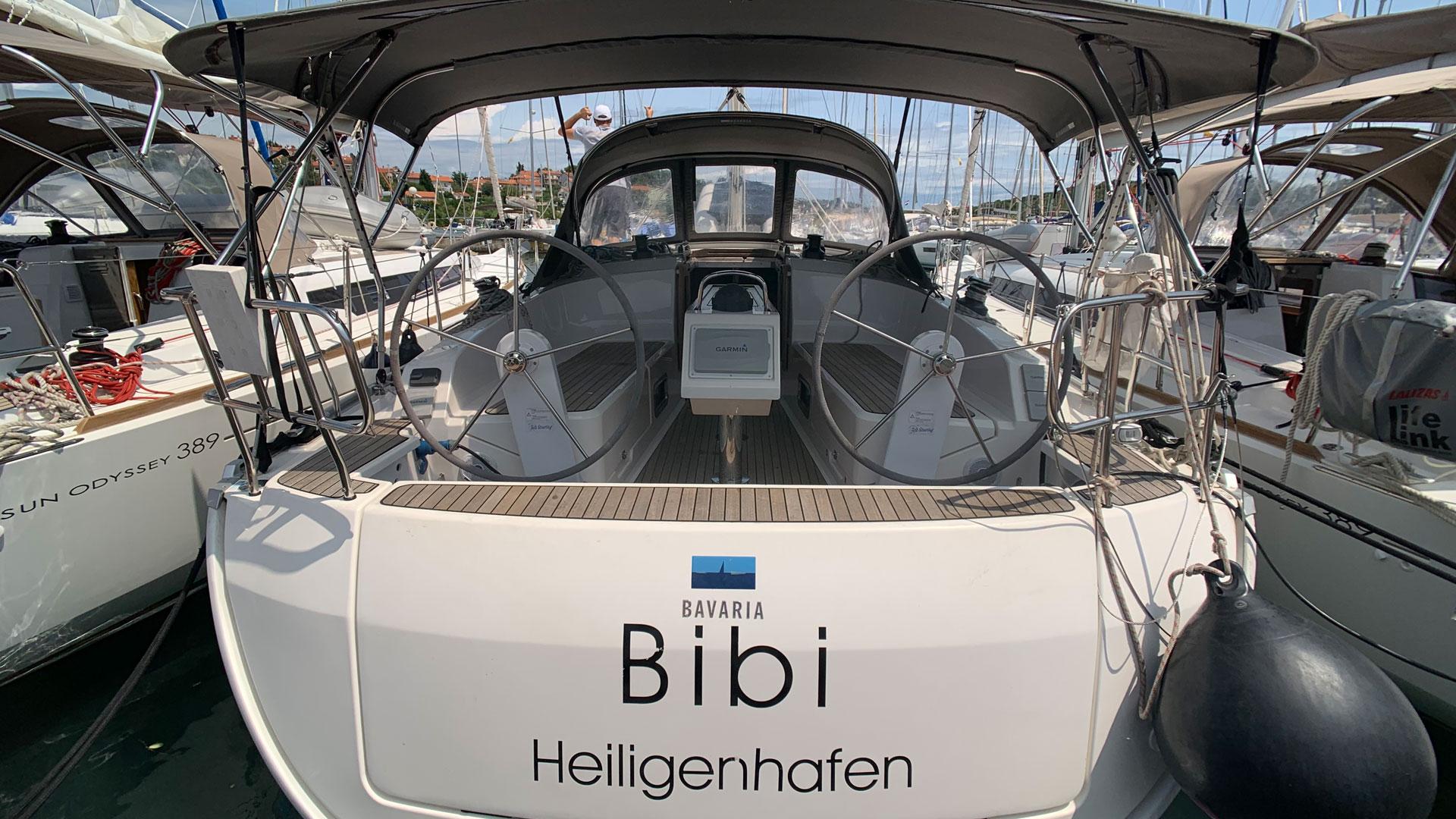 Bavaria Cruiser 37 - 3 cab. - Bibi