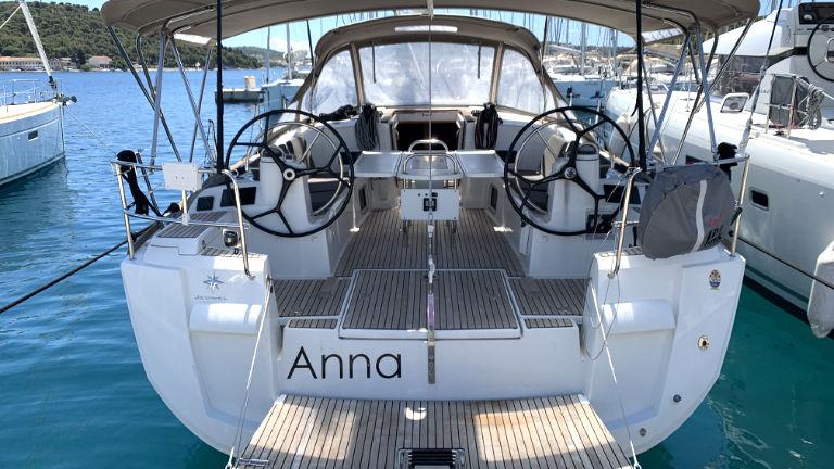 Sun Odyssey 479 - 4 cab. - Anna