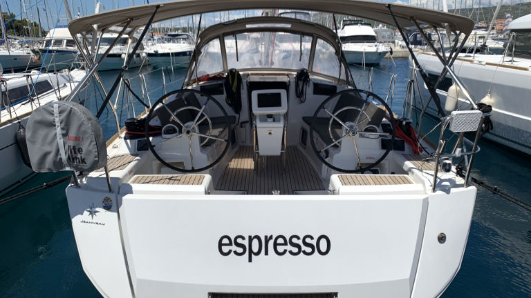 Sun Odyssey 419 - Espresso