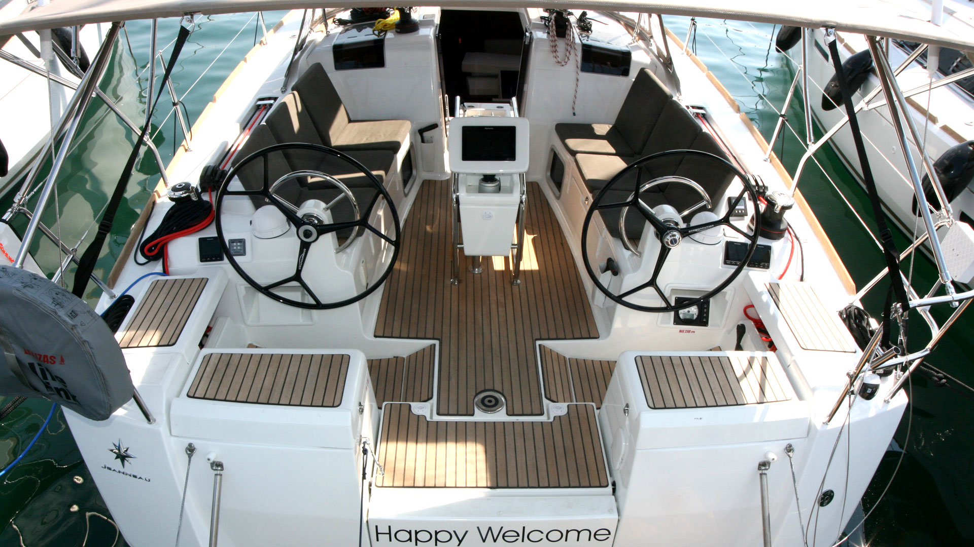 Sun Odyssey 419 - Happy Welcome