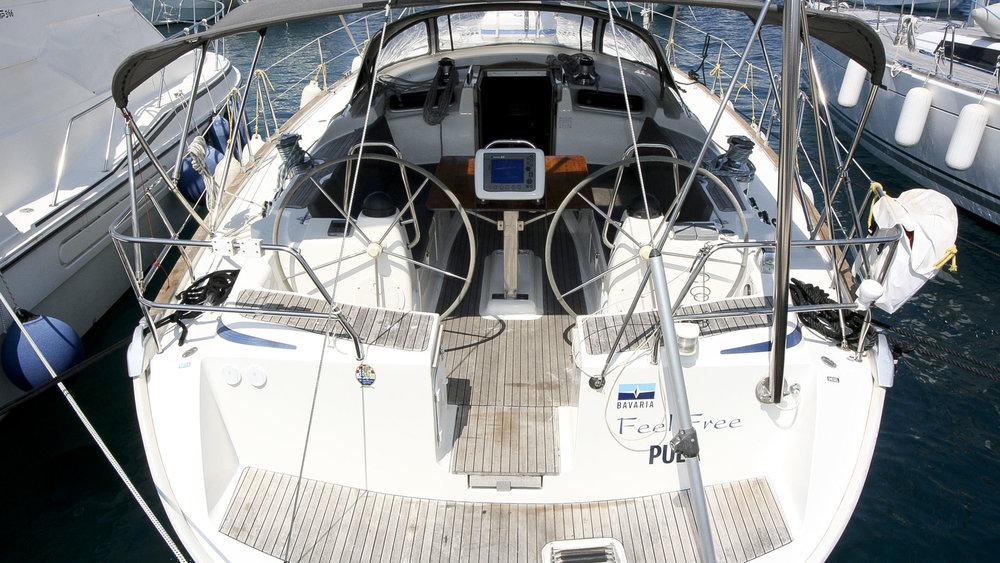 Bavaria 51 Cruiser - Feel Free