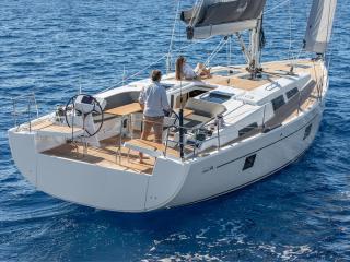 Yacht - Hanse 508 - 5 + 1 cab.