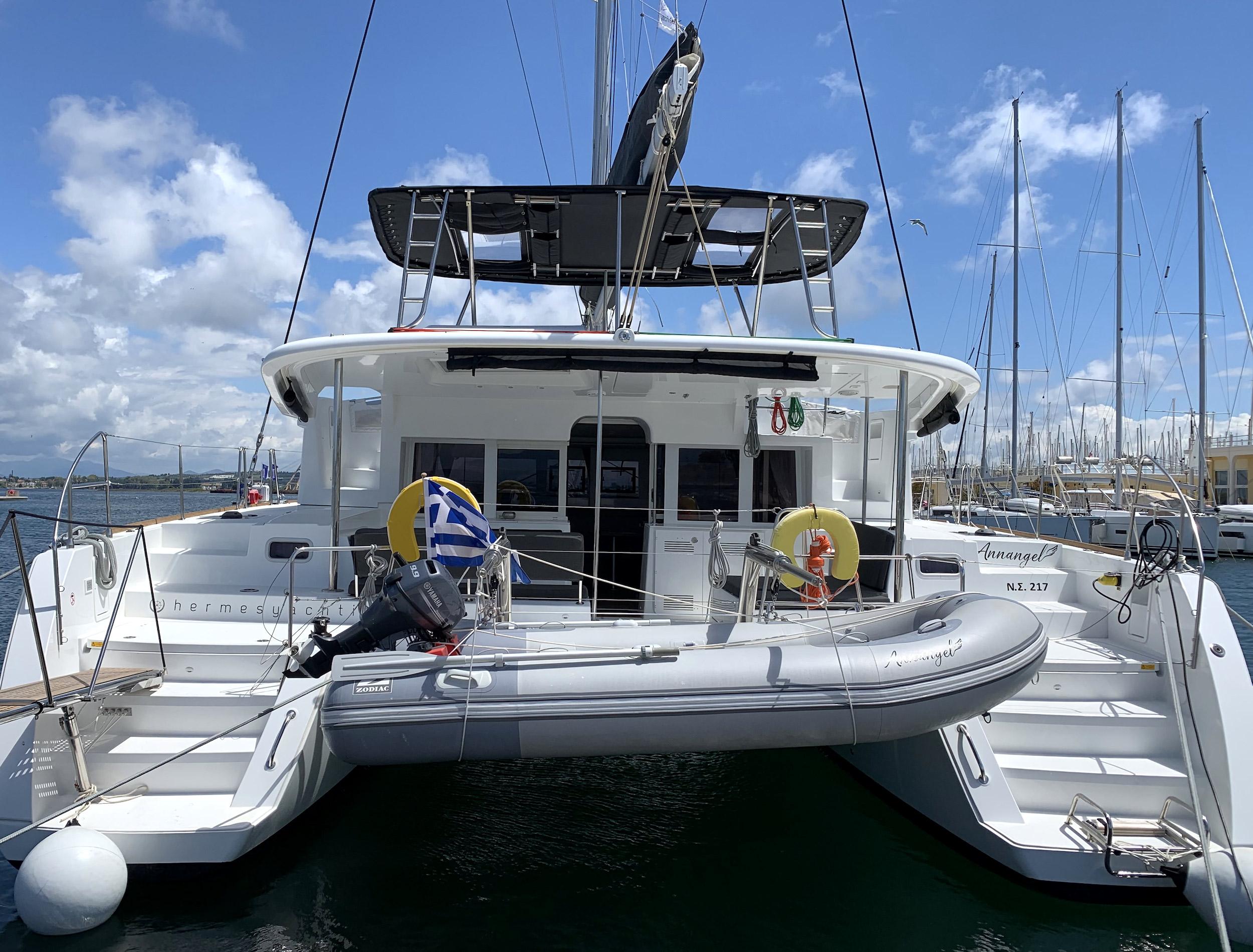 Yacht Annangel