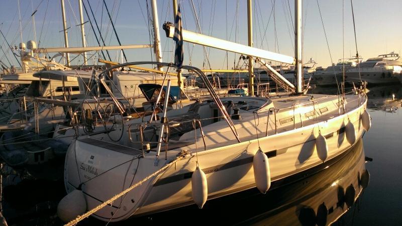 Yacht Sea Melody