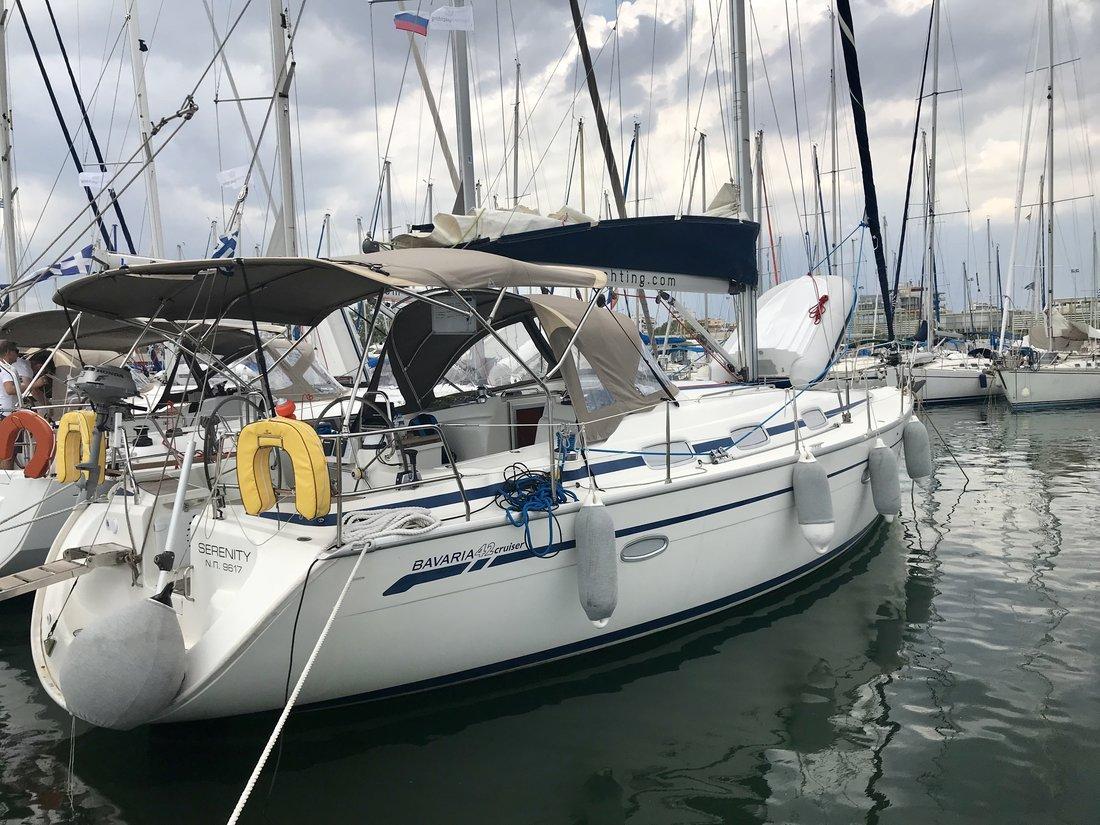 Yacht Serenity