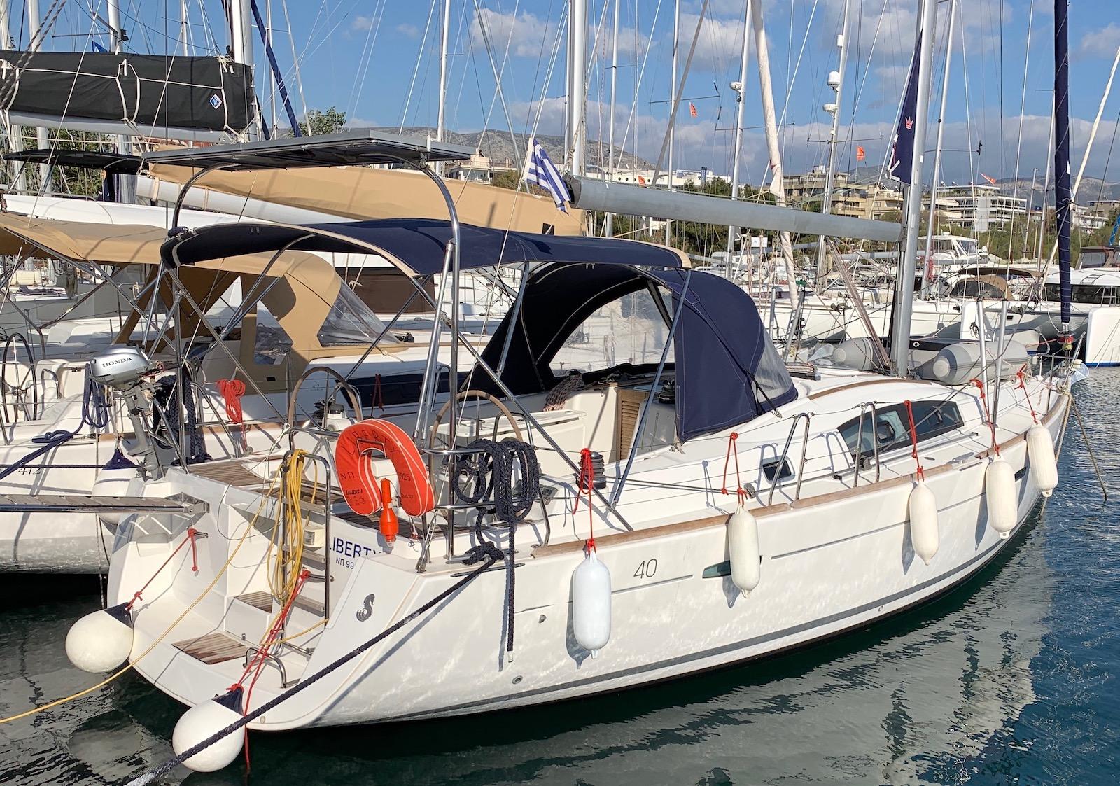 Yacht Liberty