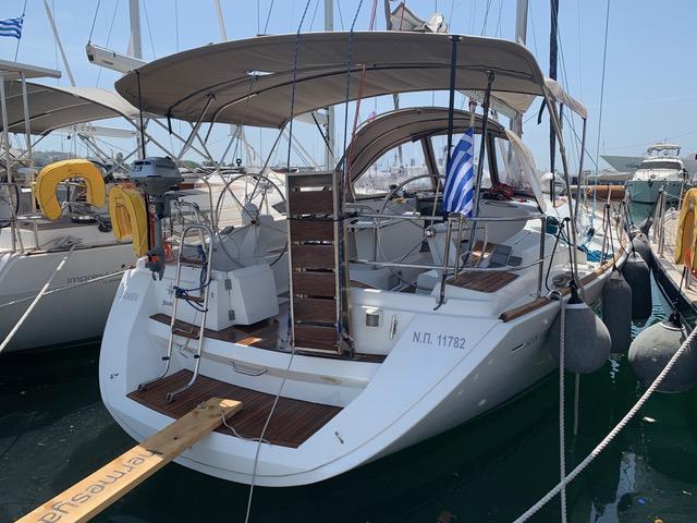 Yacht Samba