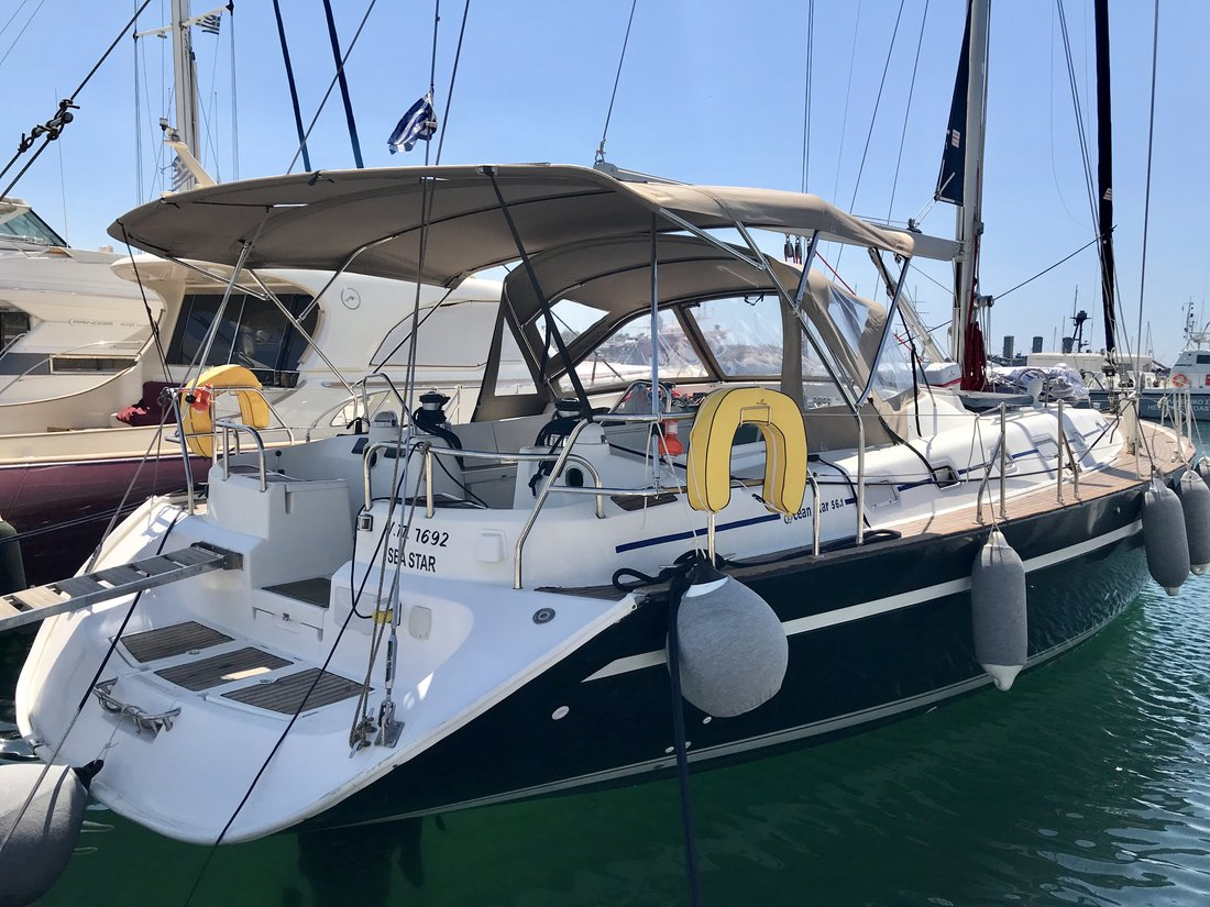 Yacht Sea Star