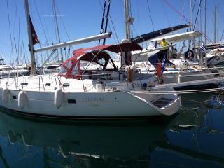 Yacht - Oceanis 411 Celebration
